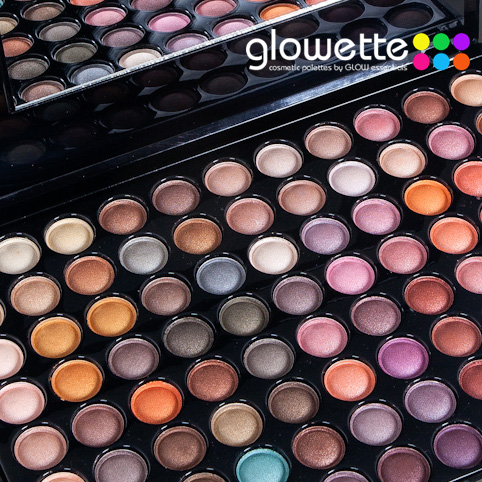 GLOWETTE� 88 Shade Eye Palette � Neutral Shimmer