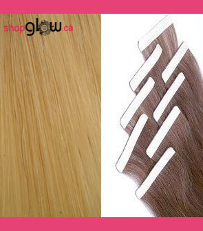 Blonde Double Tape Hair