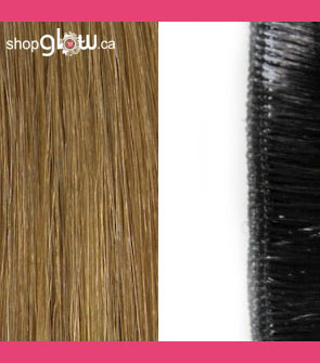 Chestnut Blonde Machine Weft Hair