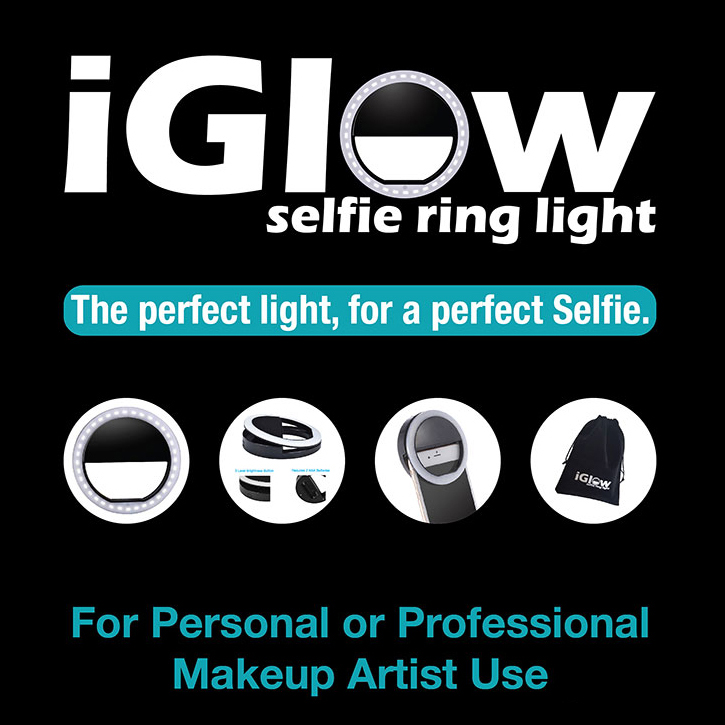 iGlow Selfie Ring Light